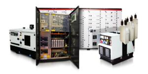 Phase Generatori, Cabine Elettriche
