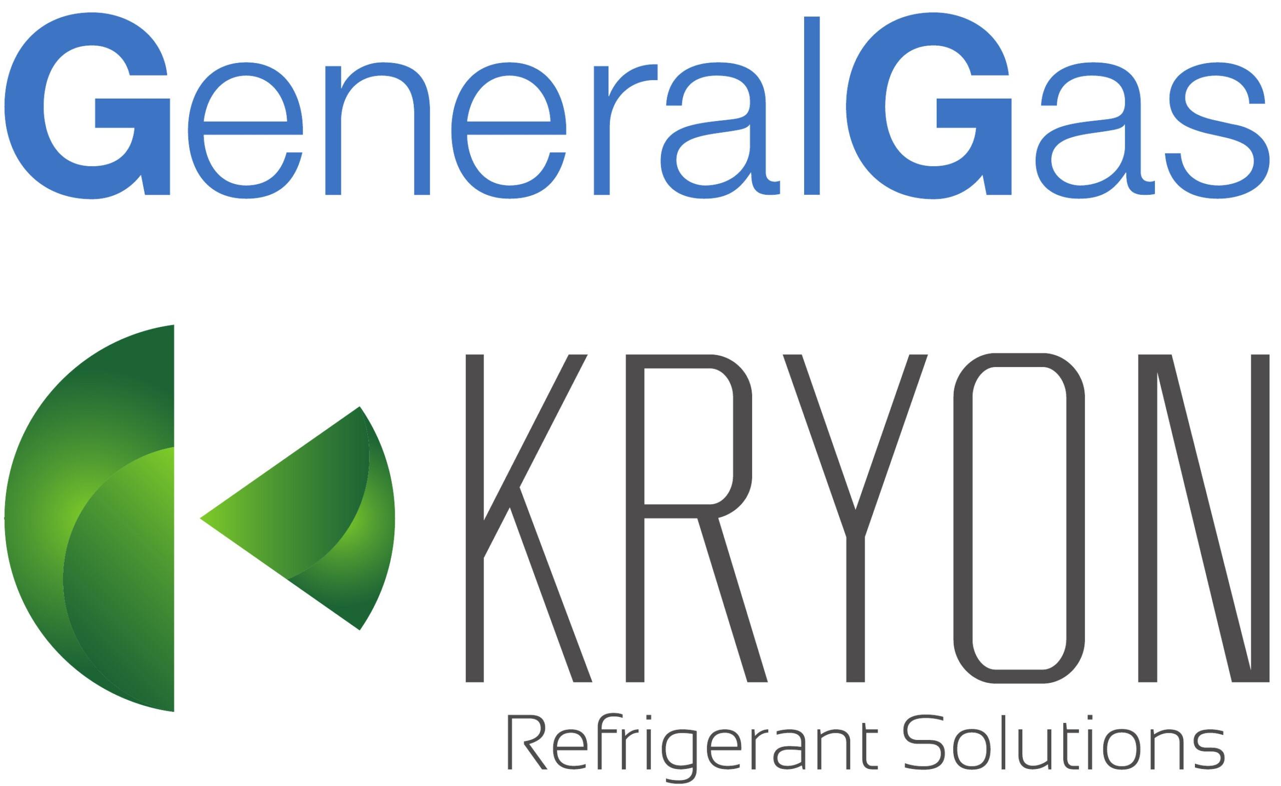 Logo Gas Refrigeranti General Gas
