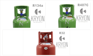 Bombole Gas Refrigeranti