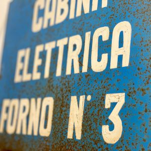 cabine elettriche cartello